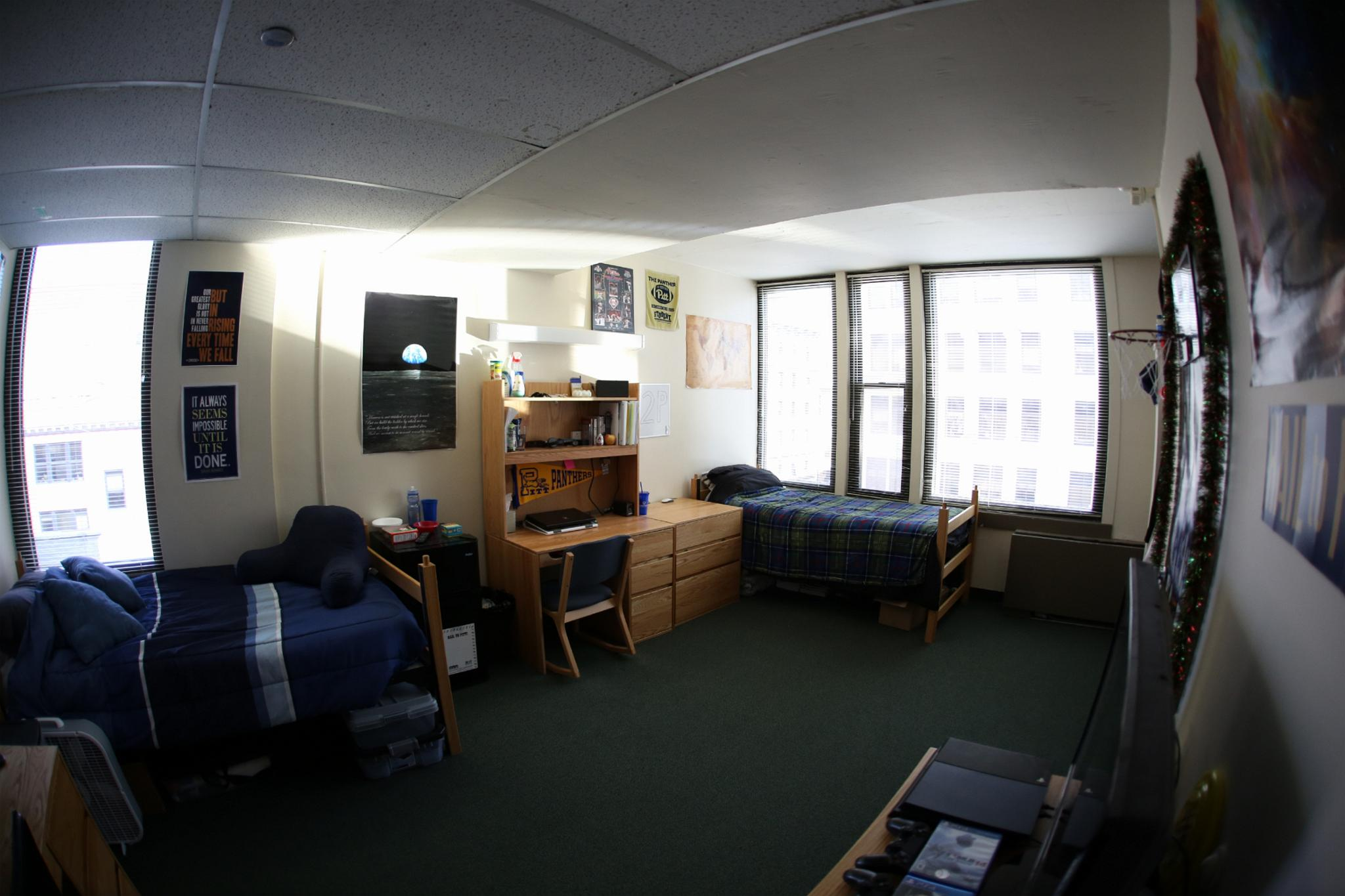 Panther Hall Dorm Rooms