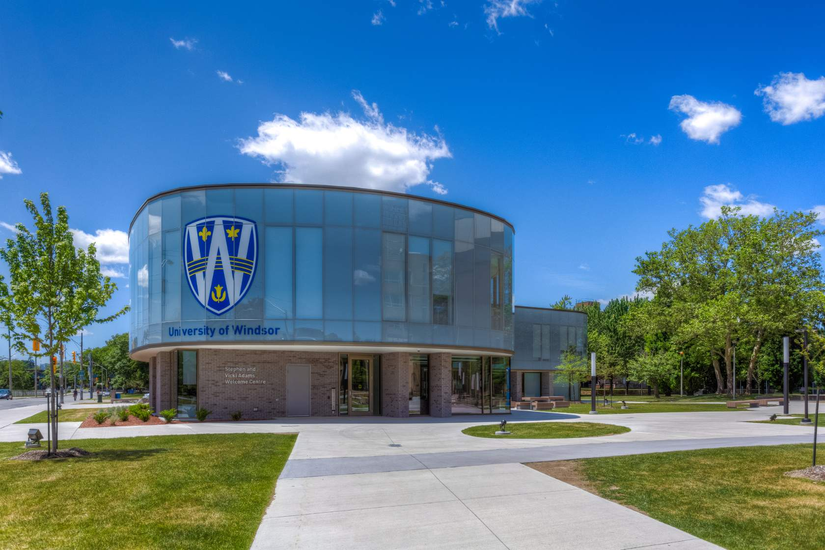 Uwindsor Campus Map.Experience University Of Windsor In Virtual Reality