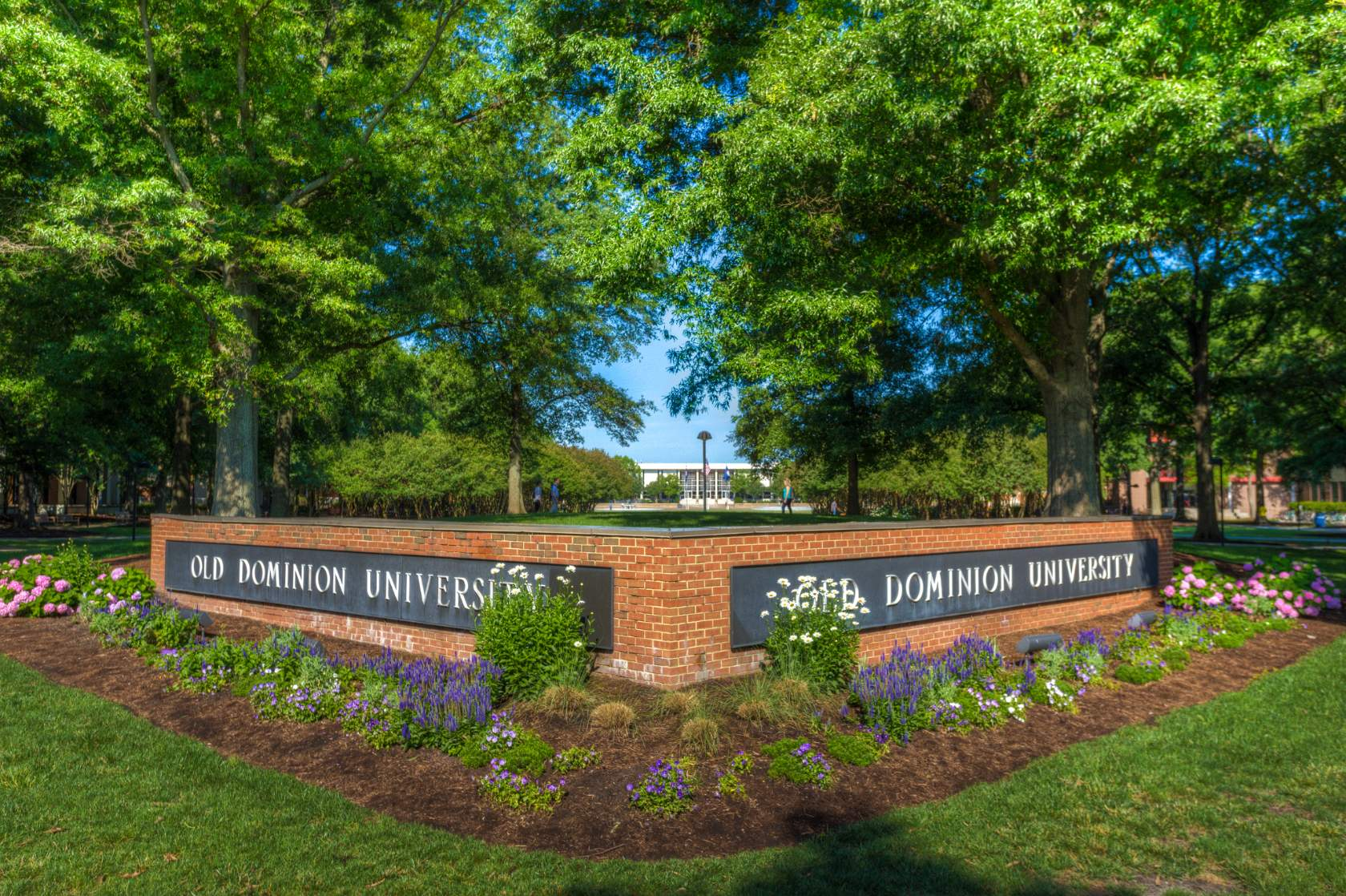Old Dominion Campus Map.Experience Old Dominion University In Virtual Reality