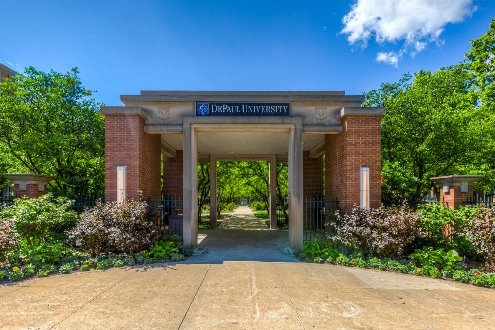 Experience Depaul University In Virtual Reality