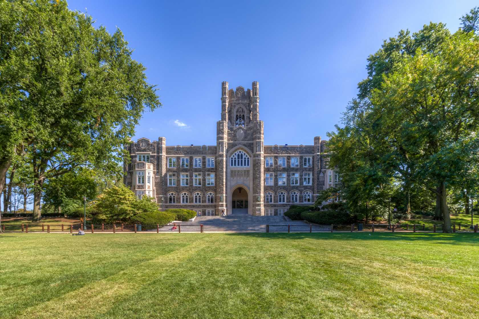 Campus Map Fordham.Experience Rose Hill Campus In Virtual Reality
