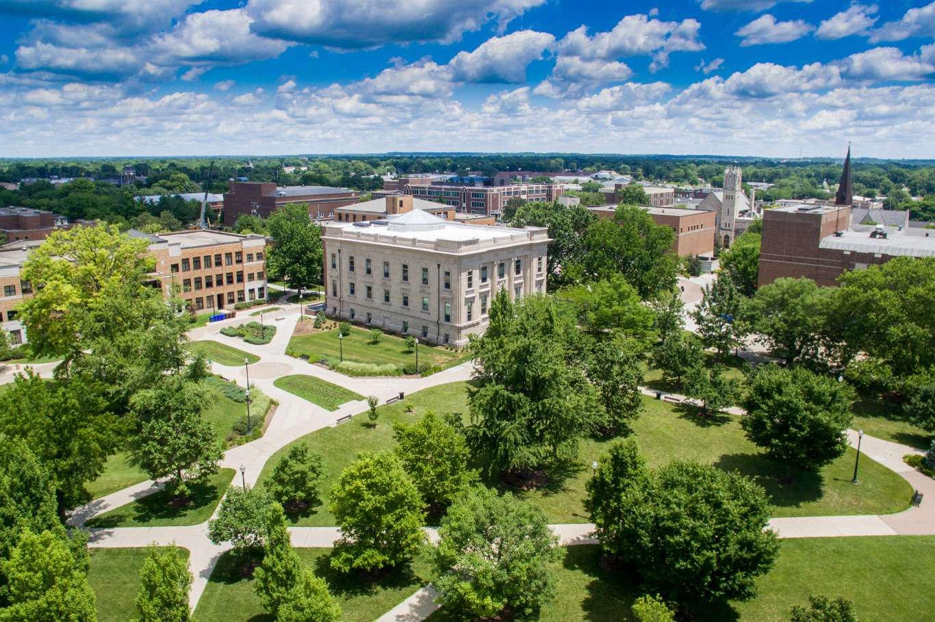 Experience Indiana State University In Virtual Reality