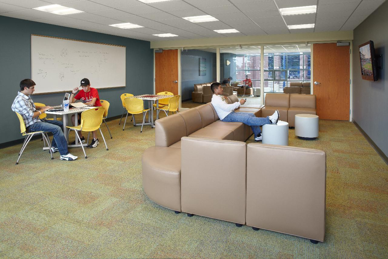 Study Or Relax In A Smaller Floor Common Room In Spicer Hall Part 36