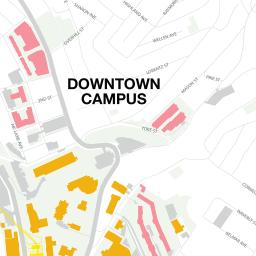 Downtown Campus Map Wvu.Experience Wvu Campus Tour In Virtual Reality