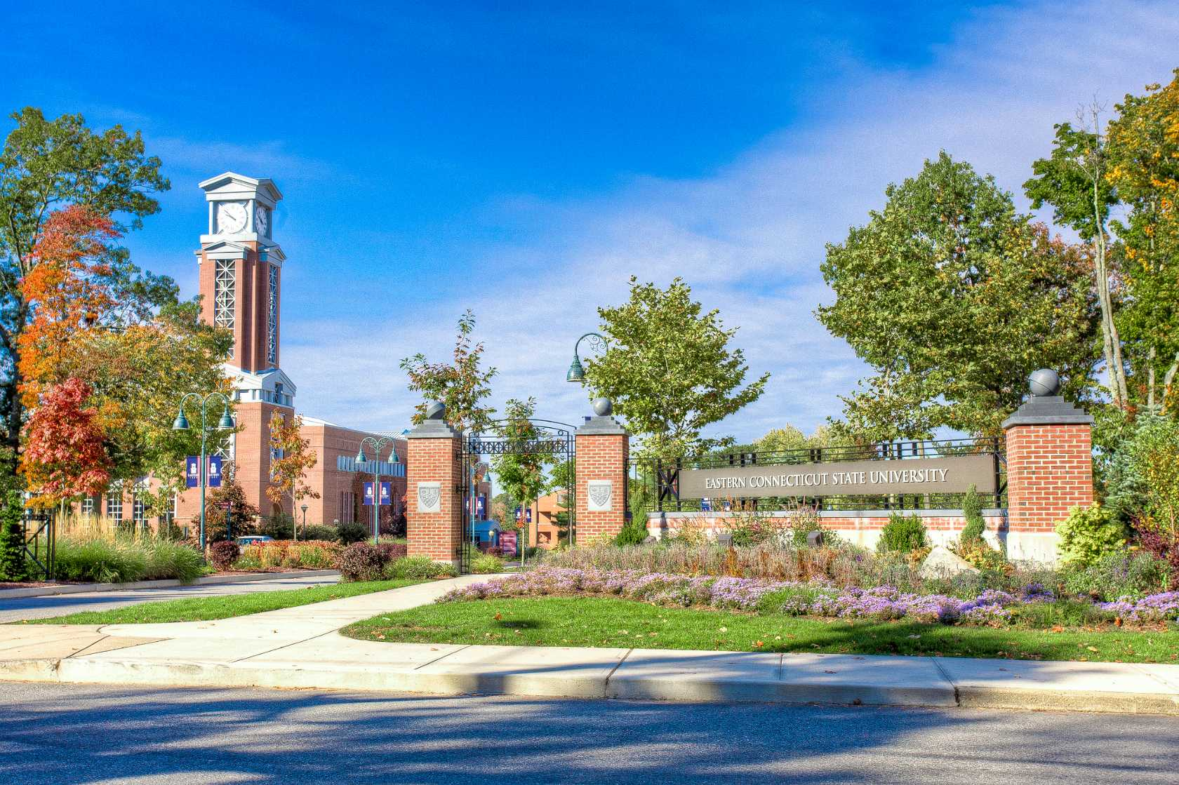 Experience Eastern Connecticut State University In Virtual Reality