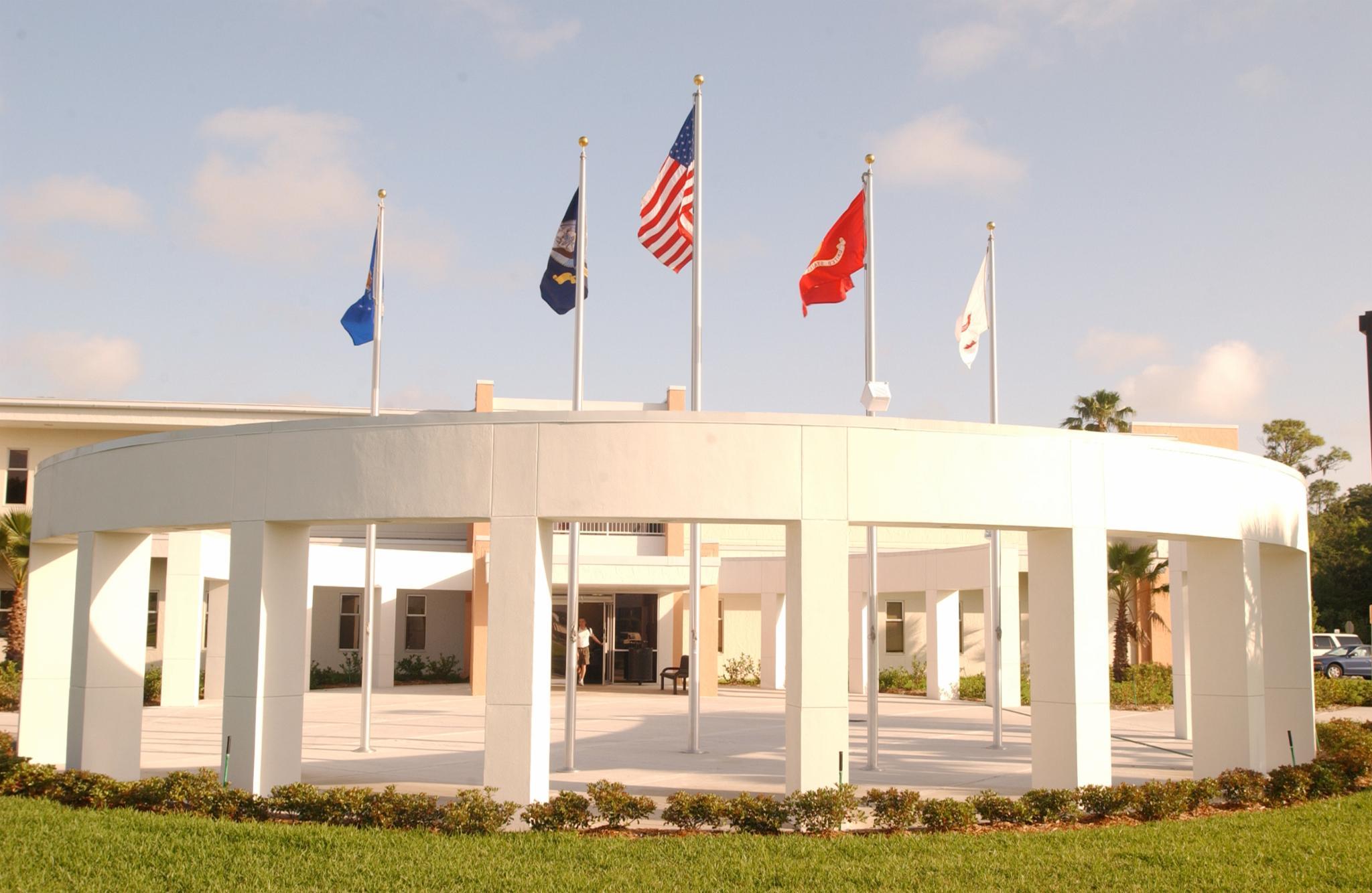 embry riddle aeronautical university ROTC buildings