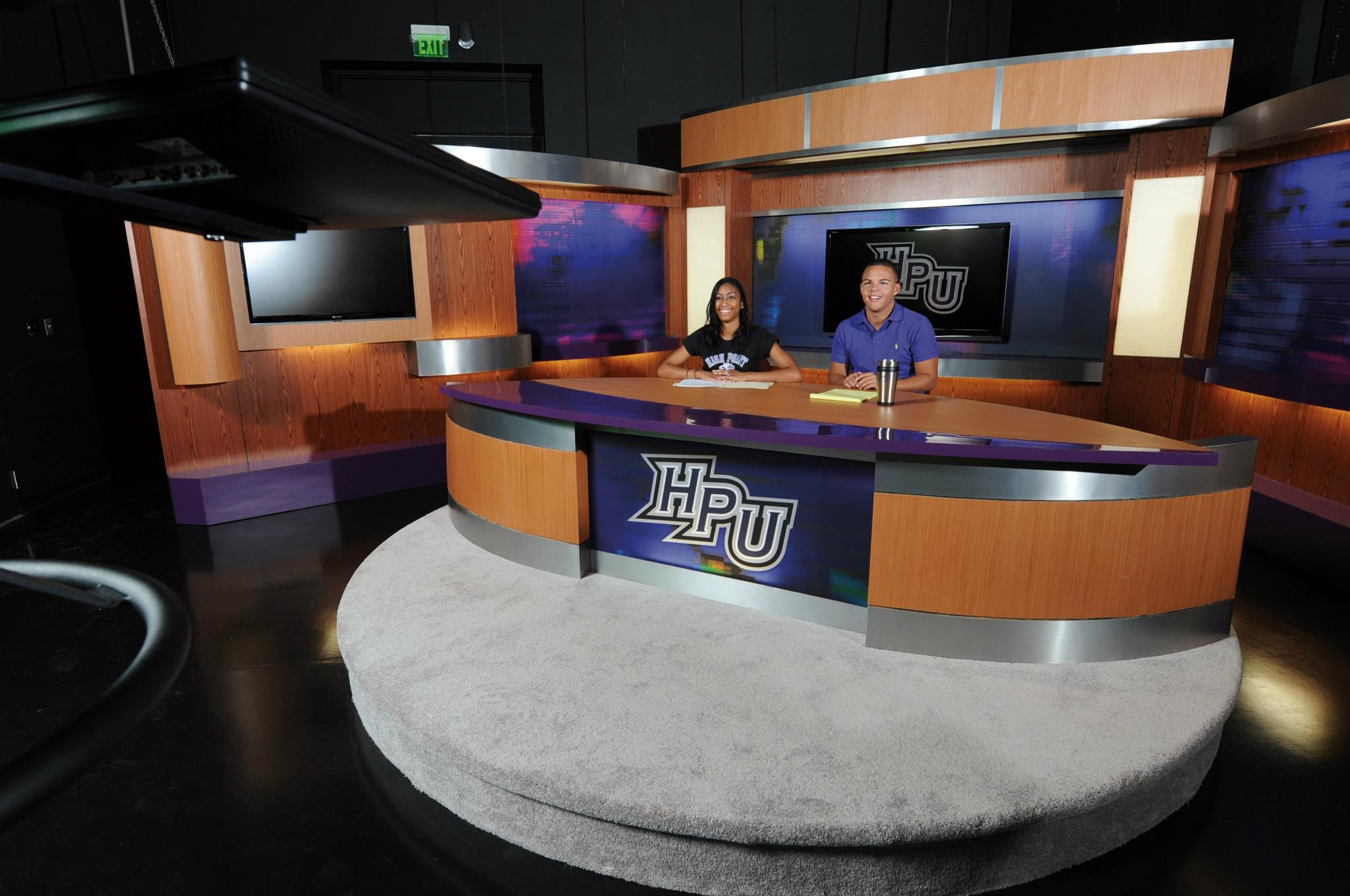 Experience High Point University in Virtual Reality