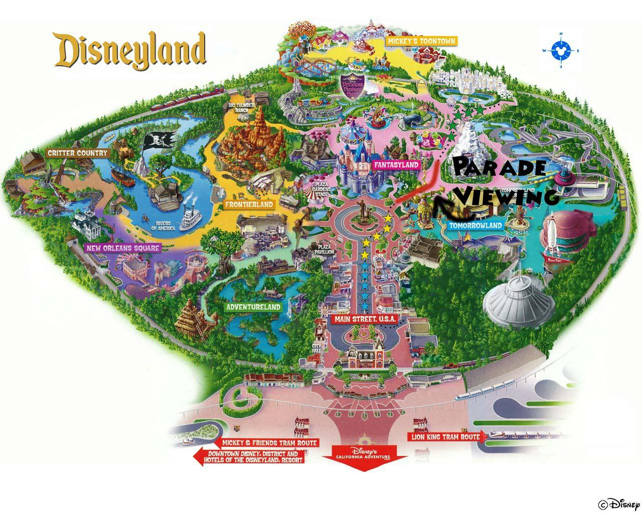 Experience Disneyland Park in Virtual Reality on