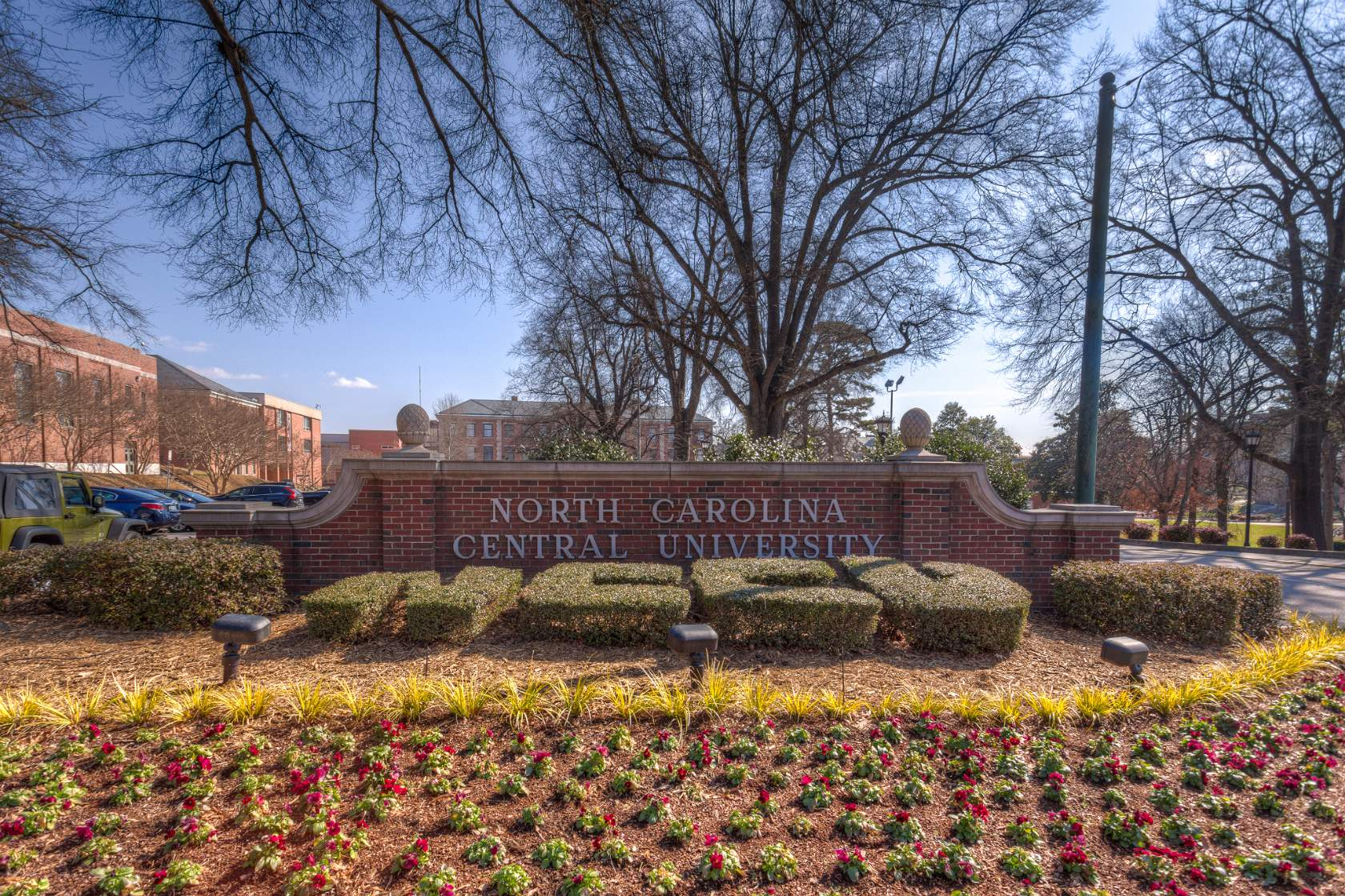 Experience North Carolina Central University in Virtual Reality.