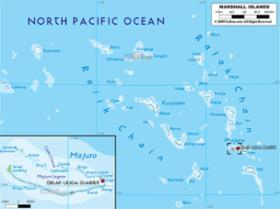 Experience Marshall Islands In Virtual Reality - Marshall islands map