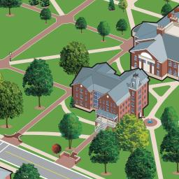 Juniata Campus Map.Experience Juniata College In Virtual Reality