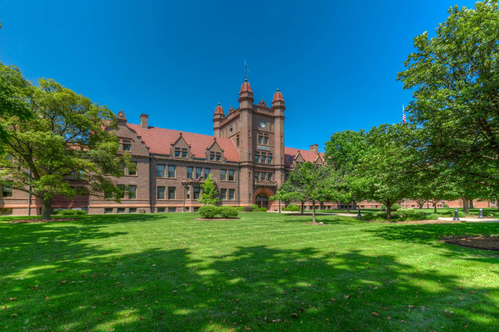 Millikin University Campus Map.Experience Millikin University In Virtual Reality