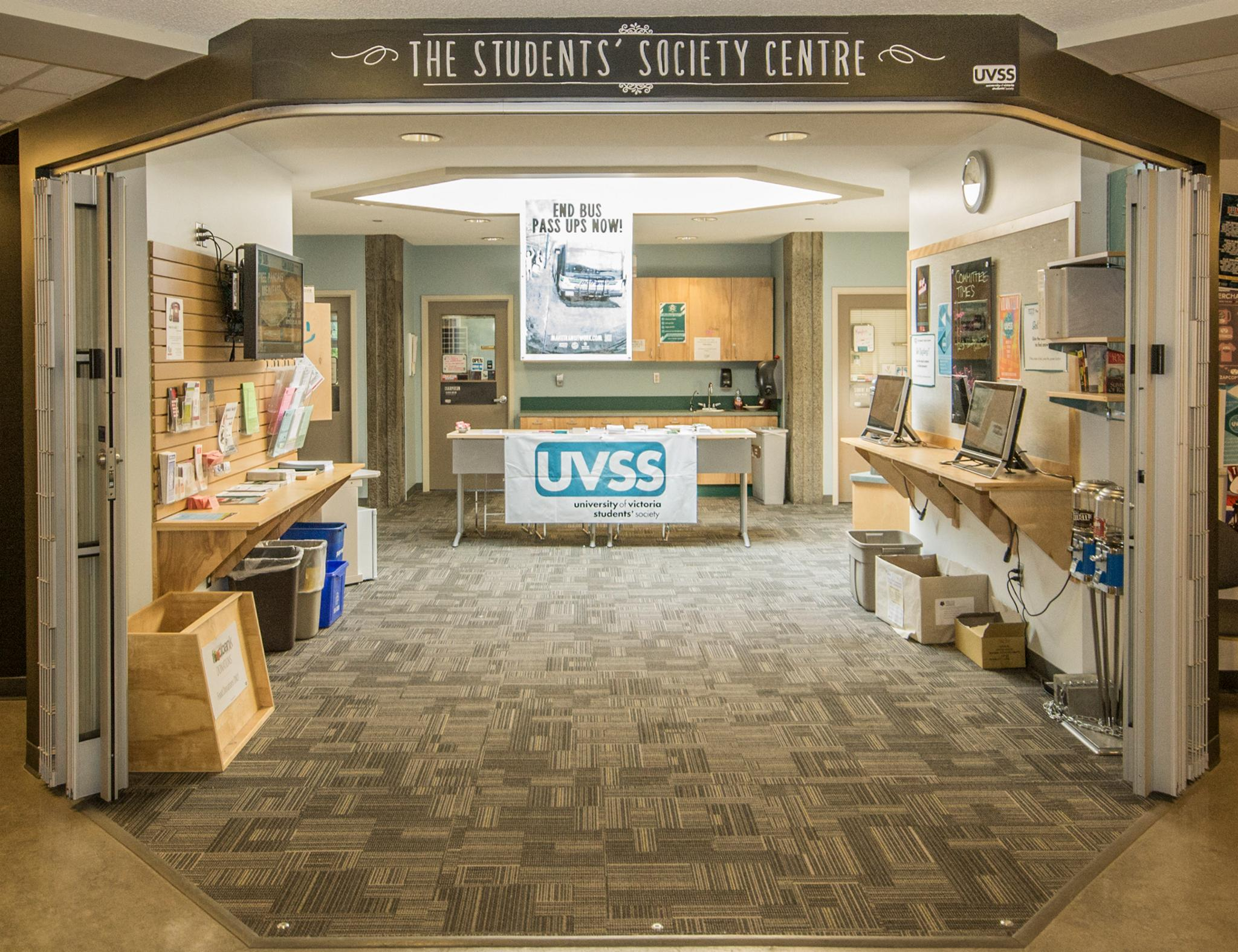 University Of Victoria Students Society Centre