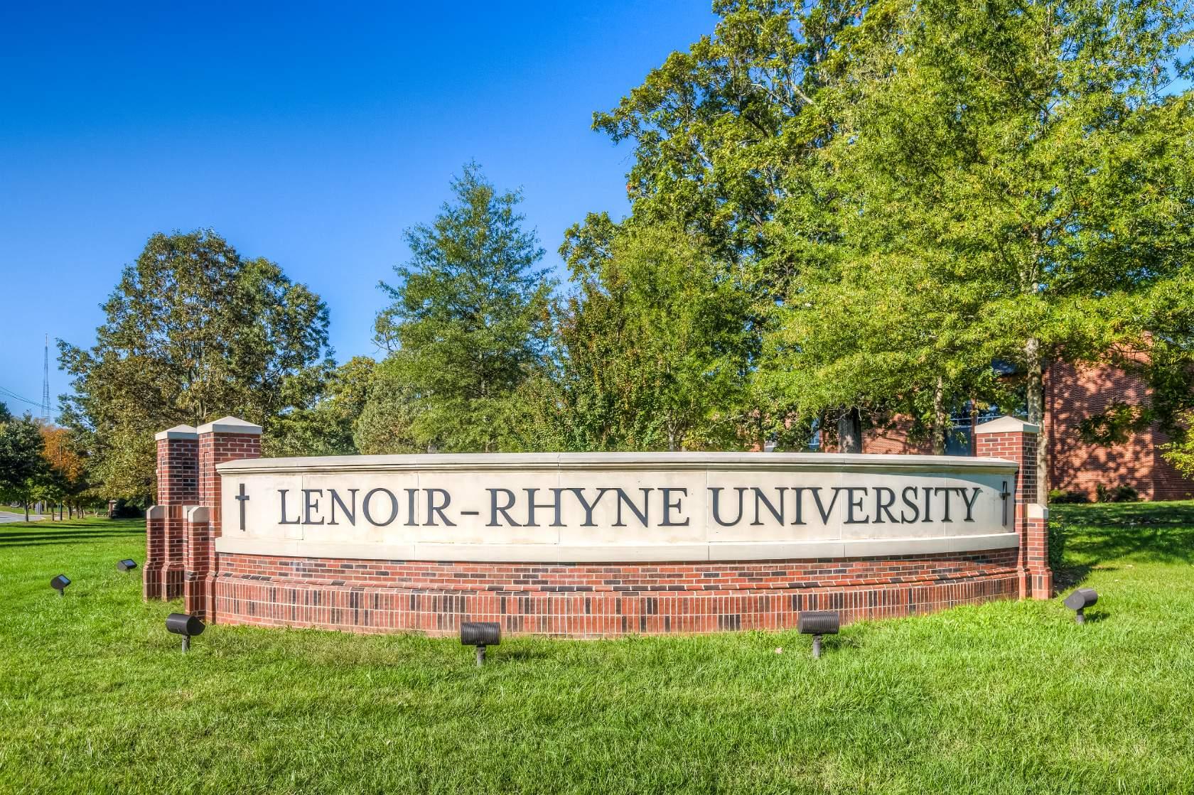 Experience Lenoir Rhyne University In Virtual Reality