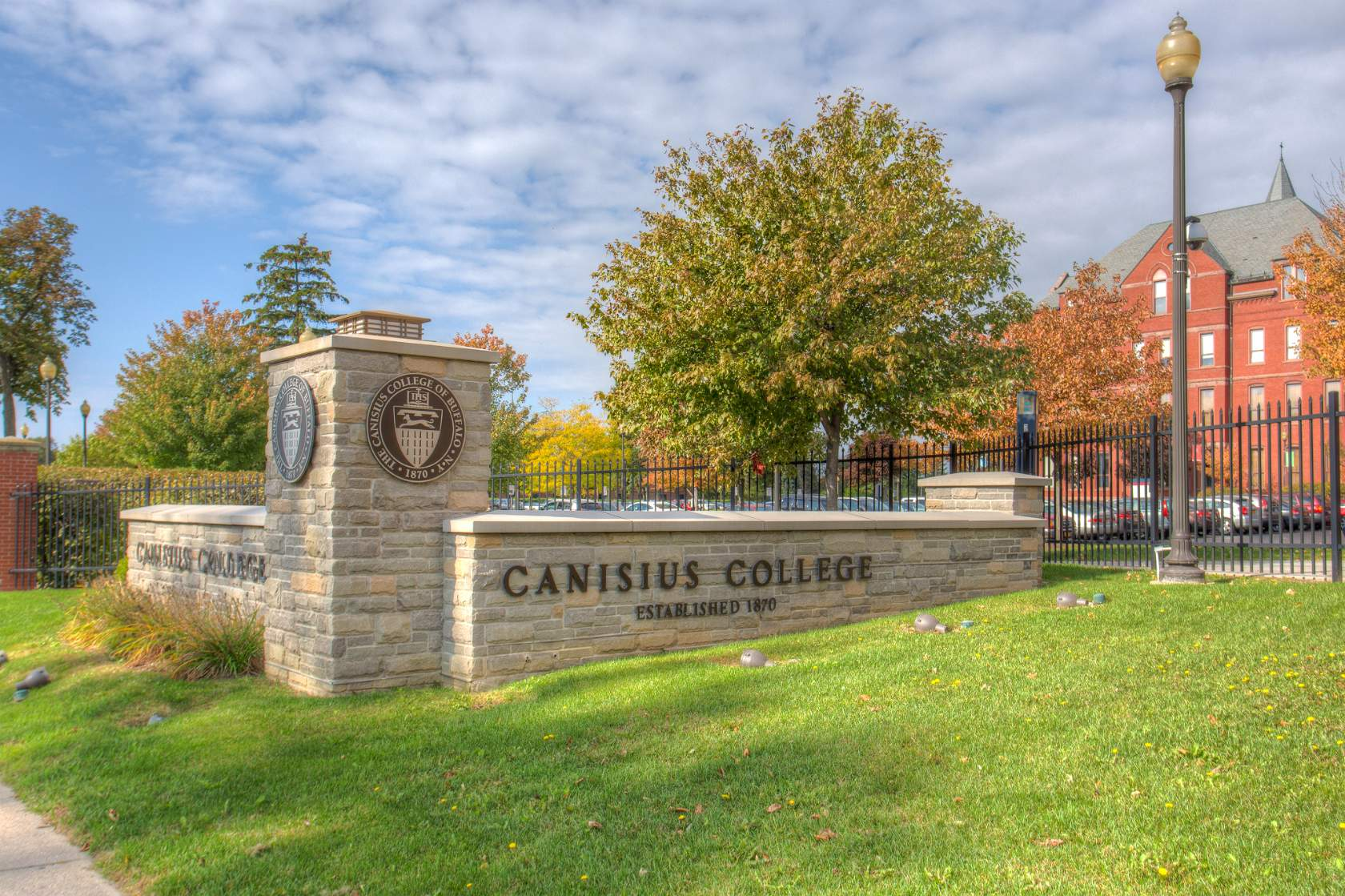Experience Canisius College in Virtual Reality.