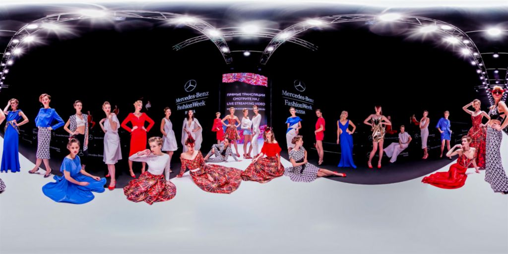 Mercedes Benz Fashion Week Russia